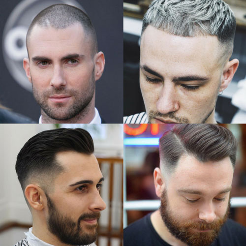 Wonderful Haircuts For Receding Hairlines