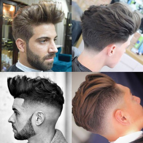 How To Style A Quiff