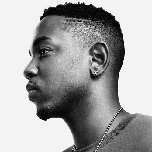 Kendrick Lamar Hair - High Skin Fade + Short Afro