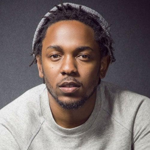 Kendrick Lamar Hair - Short Locs + Beard