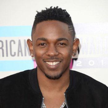Kendrick Lamar Hair - Temp Fade + 3 Lines + Short Twists + Goatee