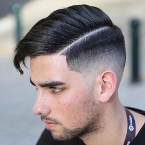 Men's Short Haircuts 2017 | Men's Hairstyles + Haircuts 2017