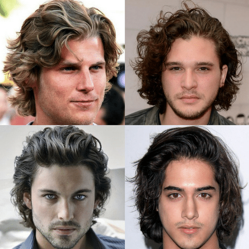 Men S Haircuts For Curly Hair Men S Hairstyles