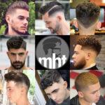 Men's Short Haircuts 2018