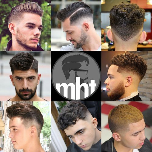25 Best Men S Short Haircuts Cool Hairstyles For Short Hair Men 2020