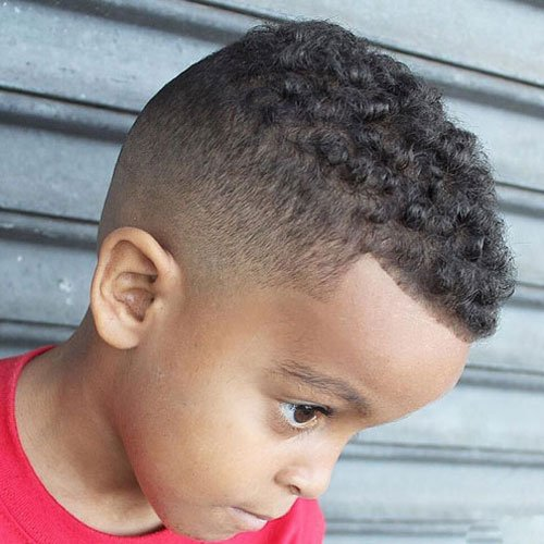 17 Black Boys Haircuts 2018