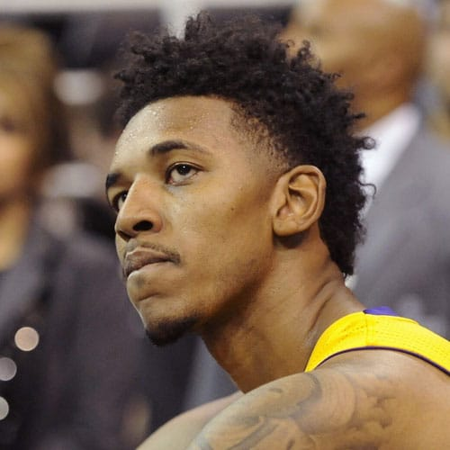 Nick Young Haircut Swaggy P Hairstyle