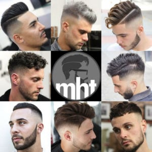 27 Popular Haircuts For Men 2017