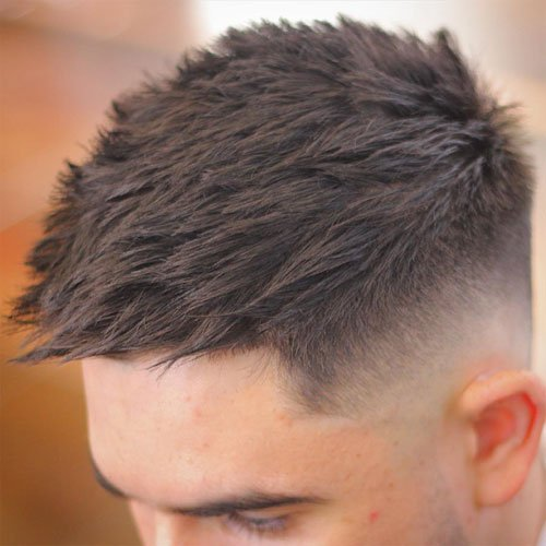 Spiky Hair And Haircuts 2018 Men S Hairstyles Haircuts