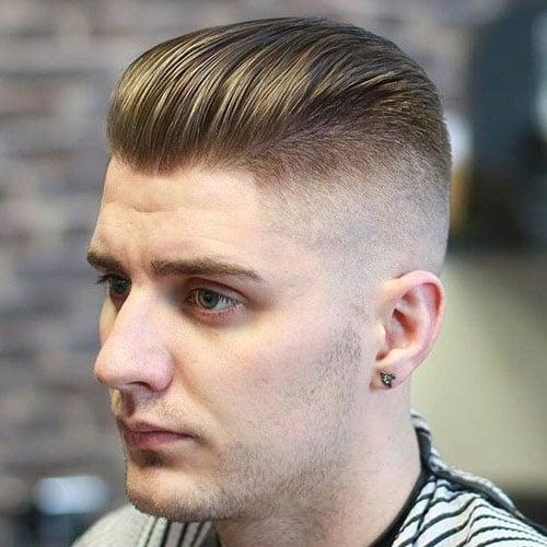 Top Men S Hair Trends 2018 Men S Hairstyles Haircuts 2018