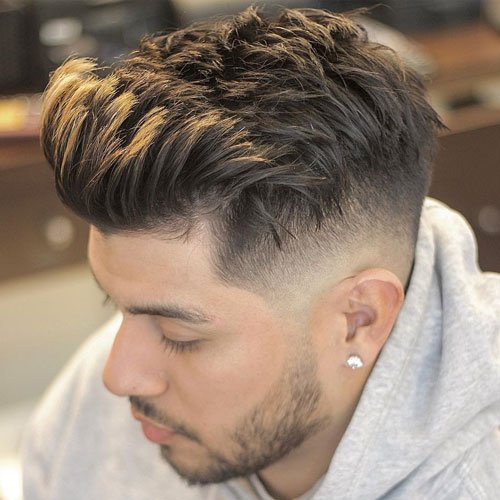 Spiky Hair And Haircuts 2017 Men S Hairstyles Haircuts
