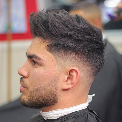 Spiky Hair And Haircuts 2017 Men S Hairstyles Haircuts