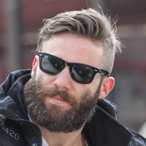 Julian Edelman Haircut Men S Hairstyles Haircuts 2017