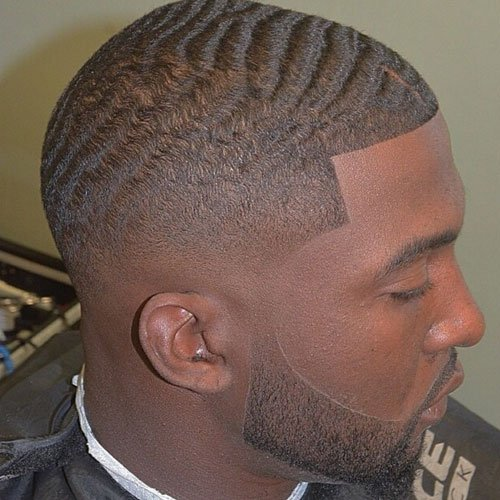 How To Get 360 Waves For Black Men