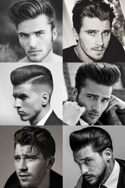50s Hairstyles Men i love this hairstyle on men make sure to visit us online 1950s Hairstyles For Men