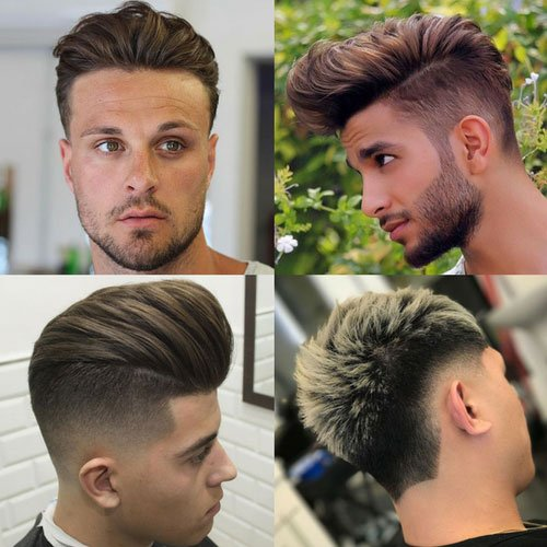 25 Popular Haircuts For Men 2018: 30 Best Haircuts For Men 2018