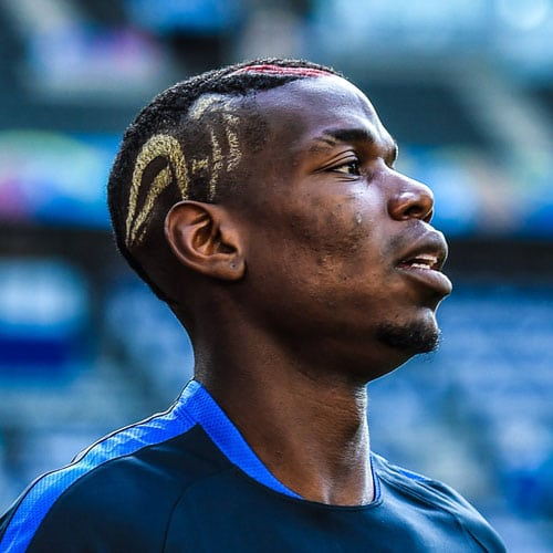 Paul Pogba Haircut Men S Hairstyles Haircuts 2020