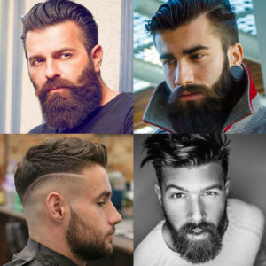 Full Beard Styles 2017