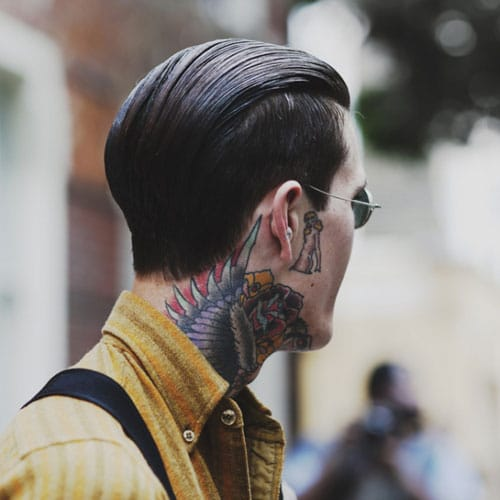 Greaser Hairstyles For Men Men S Hairstyles Haircuts 2020
