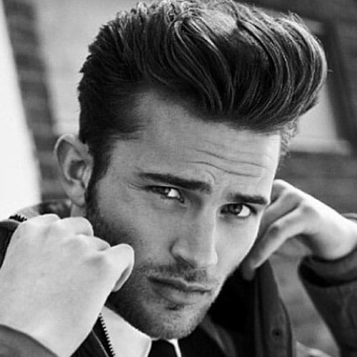 Greaser Hairstyles For Men Men S Hairstyles Haircuts 2018