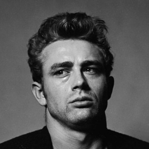 James Dean Haircut