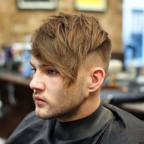 Long Angular Fringe with High Fade
