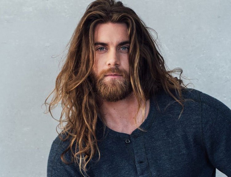23 Men With Long Hair That Look Good (2019 Guide