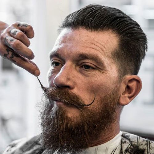 full beard styles 2018