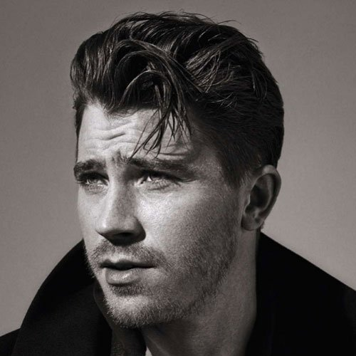 1950s Hairstyles For Men Men S Hairstyles Haircuts 2019