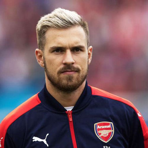 Aaron Ramsey Haircut Men S Hairstyles Haircuts 2019