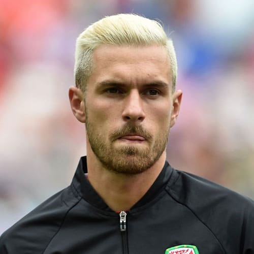 Aaron Ramsey Haircut