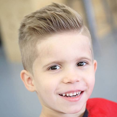35 Cool Haircuts For Boys (2020 Guide)