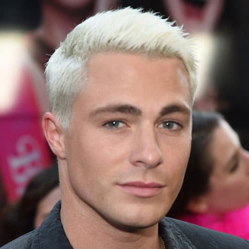 Colton Haynes Haircut Men S Hairstyles Haircuts 2017