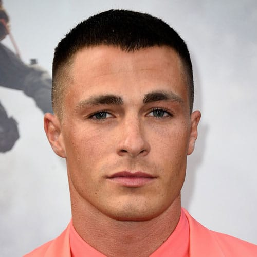 Colton Haynes Haircut Men S Hairstyles Haircuts 2019