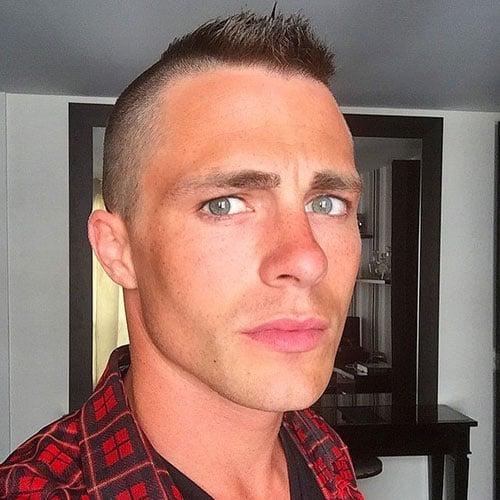 Colton Haynes Haircut Men S Hairstyles Haircuts 2017