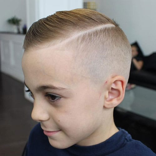 4 Comb Over Fade Boys Haircuts