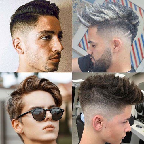 21 Cool Men S Hairstyles 2018
