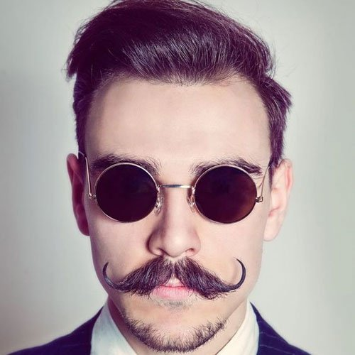 Mexican Mustache Men S Hairstyles Haircuts 2017