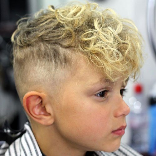 Simple hairstyles for boys 2018