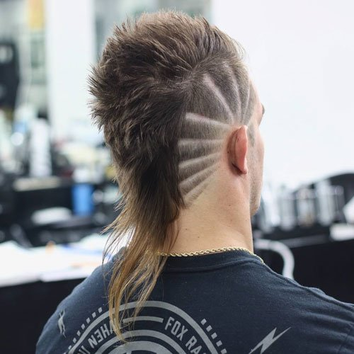 Stupendous 30 Cool Mullet Hairstyles Modern Short Long Mullet Haircuts 2020 Natural Hairstyles Runnerswayorg