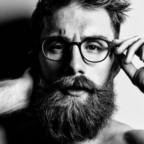 Frizzy Beard