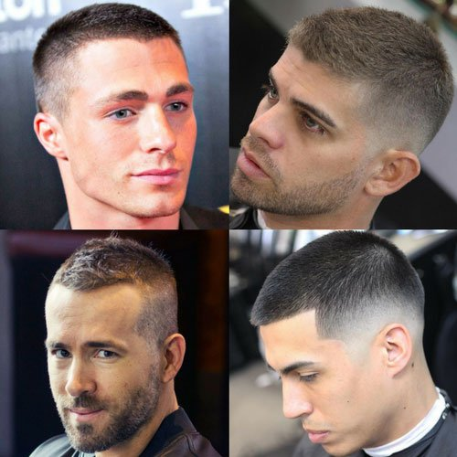 Grow Out Your Undercut - Buzz Cut or High and Tight