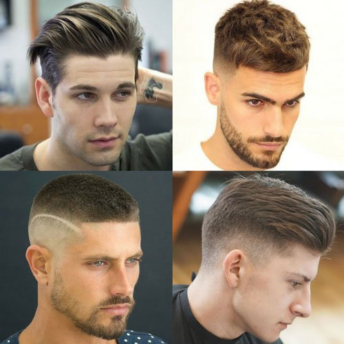 Growing Out An Undercut Men