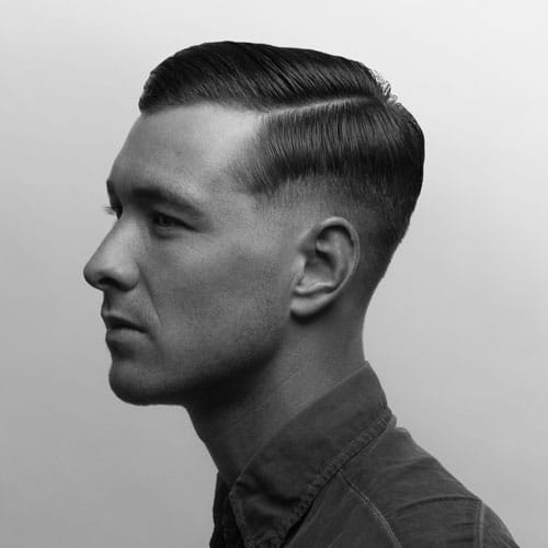 Vintage 1920s Hairstyles For Men | Men's Hairstyles ...