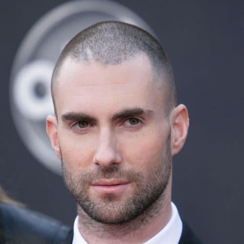 Head Shaving - Low Maintenance Haircut