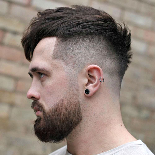 21 Cool Men S Hairstyles 2017 Men S Hairstyles