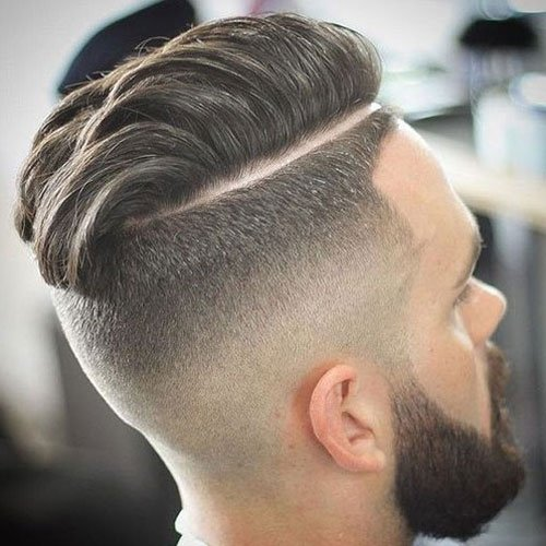 The Best Undercut Fade Haircuts + Hairstyles For Men (2020