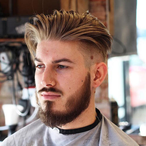 How To Slick Back Hair Men S Hairstyles Haircuts 2017