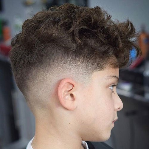 30 Best Boys Haircuts Cool Hairstyles For Little Boys 2018 Update