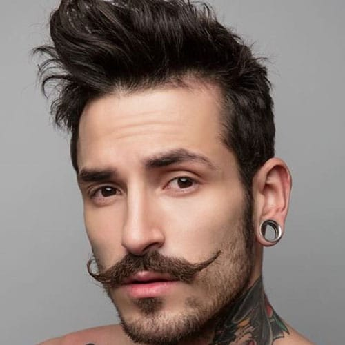 How To Grow A Handlebar Mustache 2019 Guide